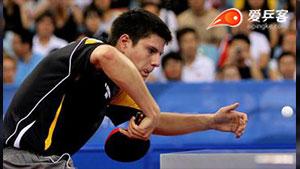 奥夫查罗夫VS唐鹏 2013男子世界杯赛 男单1/4决赛视频