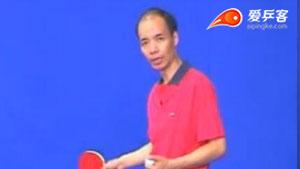 乒乓球进攻手法战略技术