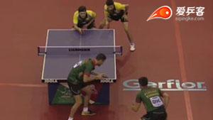 迪亚斯/格拉克VS杰拉尔多/阿波罗尼亚 2016 男双半决赛视频