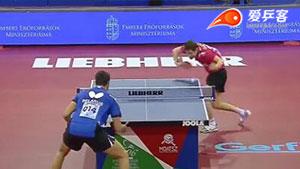 加尔多斯罗伯特VS萨姆索诺夫 2016 男单1/16决赛视频