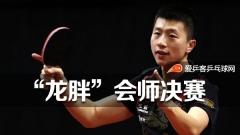 乒联总决赛丨马龙、樊振东会师男单决赛!