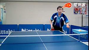乒乓球发球变态技