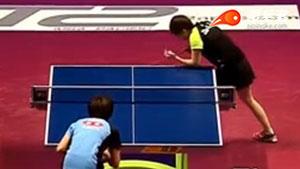 朱雨玲VS佐藤瞳 2016年终总决赛 女单1/8决赛视频