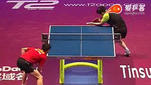 马龙VS樊振东 2016年终总决赛 男单决赛视频