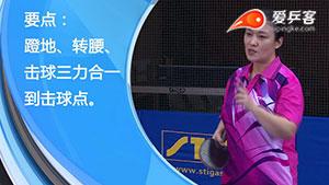 怎么发威胁力极强的侧旋球?世界冠军刘伟权威奉献