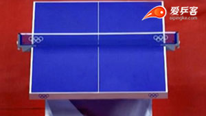 乒乓球运动器材场地与比赛规则