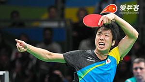 日本最佳球员!水谷隼的乒乓传奇之路