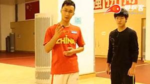乒乓球热身运动:神经激活的练习
