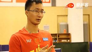 乒乓球热身运动:慢跑、关节活动、动态拉伸