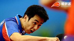 这就是中国乒乓球!韩国选手在马龙面前玩技术打脸打的太痛