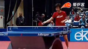 张怡宁和男选手打,你说能赢么?