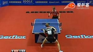 乒乓技术 发球强攻之挑打和反手篇