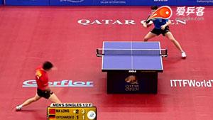 如何抢拉之二十马龙相持中抢拉2016卡塔尔公开赛