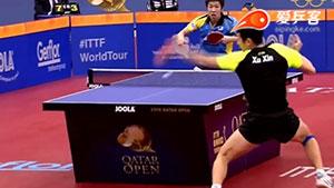 业余学乒乓之发球抢拉合集2