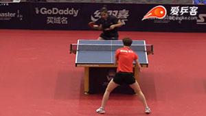 王曼昱VS波加 2017澳大利亚乒乓球公开赛 女单资格赛视频