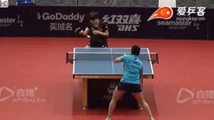 陈幸同VS马杜瑞卡·帕特卡尔 2017澳大利亚乒乓球公开赛 女单资格赛视频