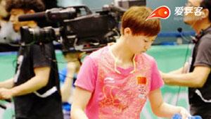 王曼昱VS佐藤瞳 2017澳大利亚乒乓球公开赛 女单第一轮视频