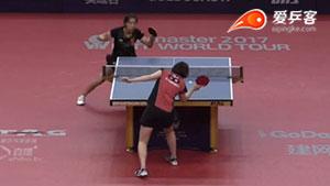 顾玉婷VS桥本帆乃香 2017澳大利亚乒乓球公开赛 女单第二轮视频
