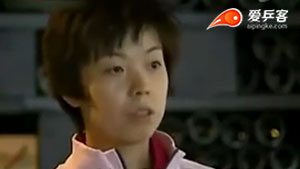 张怡宁霸气解说乒乓球比赛, 围观群众笑翻了