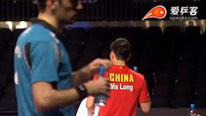 马龙VS弗雷塔斯 2017卡塔尔乒乓球公开赛 男单1/4决赛视频