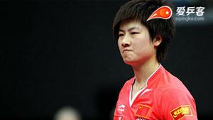 乒乓球10个最漂亮的得分! 防守防到对手崩溃