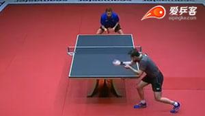 波尔VS萨姆索洛夫 2017T2联赛 男团视频(平局)