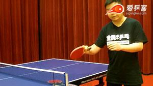 学习乒乓球需要循序渐进!