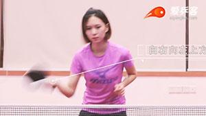 乒乓球正手攻球与正手拉球的技巧