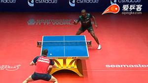 奥恰洛夫VS夸德里 2017保加利亚乒乓球公开赛 男单半决赛视频