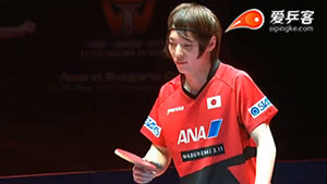 松平健太VS田添健汰 2017保加利亚乒乓球公开赛 男单半决赛视频