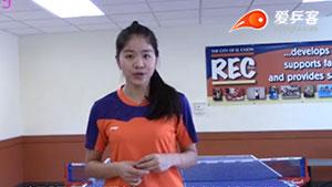 Yangyang问答篇:5.如何把球发短发转