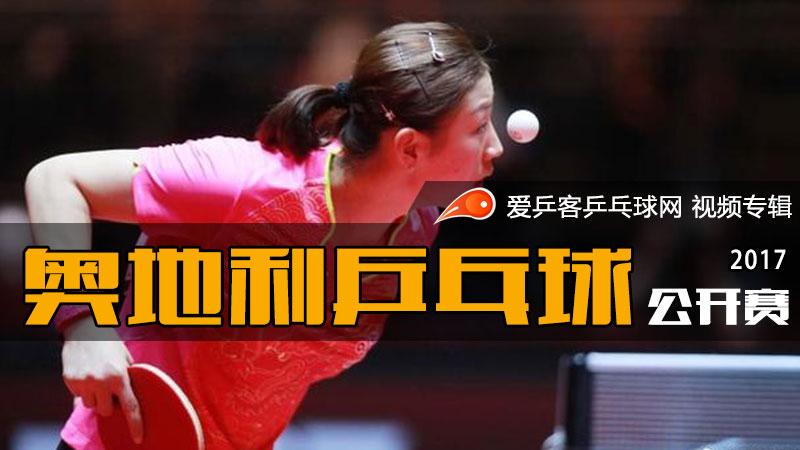 2017年奥地利乒乓球公开赛