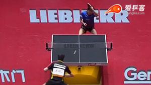 中国乒乓球有多强?看看世乒十佳球, 世界级大赛让中国显尽风头!