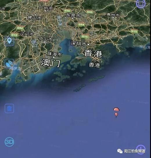 转载:前往南油钓鱼船50海里外沉没,钓友损失惨重