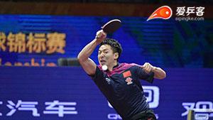 方博VS张继科 2015世乒赛 男单半决赛视频