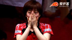 日本 VS 中国香港 2014世乒赛 女团半决赛视频