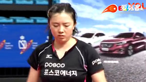 田志希VS平野早矢香 2015西班牙公开赛 女单决赛视频
