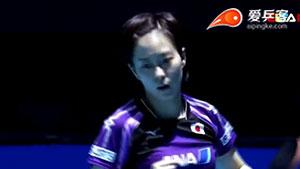 石川佳纯VS徐孝元 2014年终总决赛 女单决赛视频