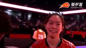 石川佳纯VS李佼 2015女子世界杯赛 女单半决赛视频
