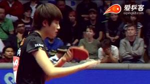 丁宁VS李晓霞 2014女子世界杯赛 女单决赛视频