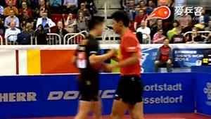 张继科VS马龙 2014男子世界杯赛 男单决赛视频