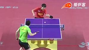 林高远VS崔庆磊 2016中国乒超联赛 男团第一轮第二场视频