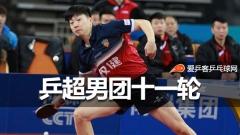乒超   马龙2分难救天津,樊振东率八一横扫安徽
