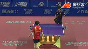 木子VS平野美宇 2016中国乒超联赛 女团第一轮第二场视频