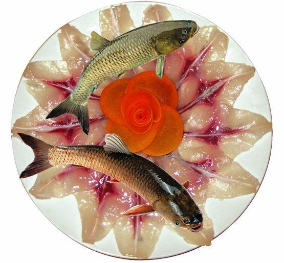 【脆肉鲩】肉质最脆爽的淡水鱼类
