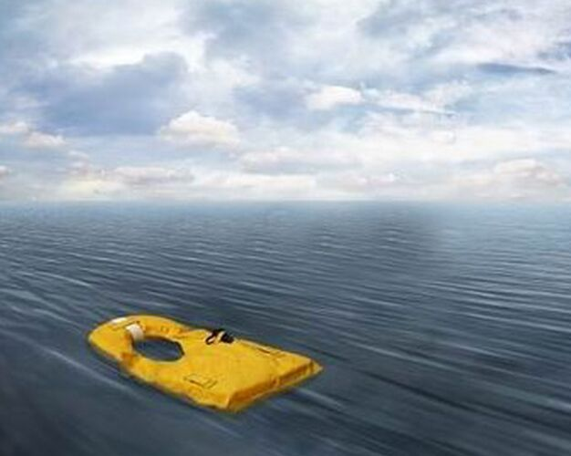 海钓救生衣为什么更多是橙黄色?