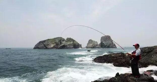 海钓如何看水流