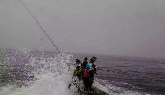 钓鱼是要能钓得长长久久, 疯狗浪形成与预防