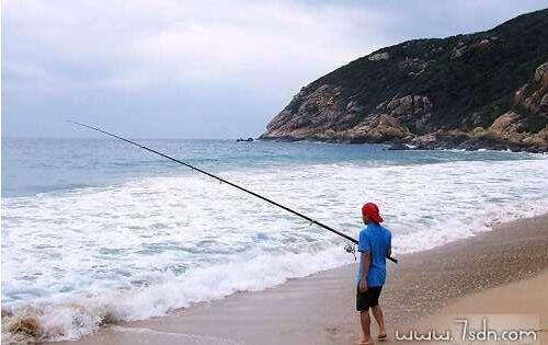 滩钓有哪几种方法?我所知道的滩钓方法