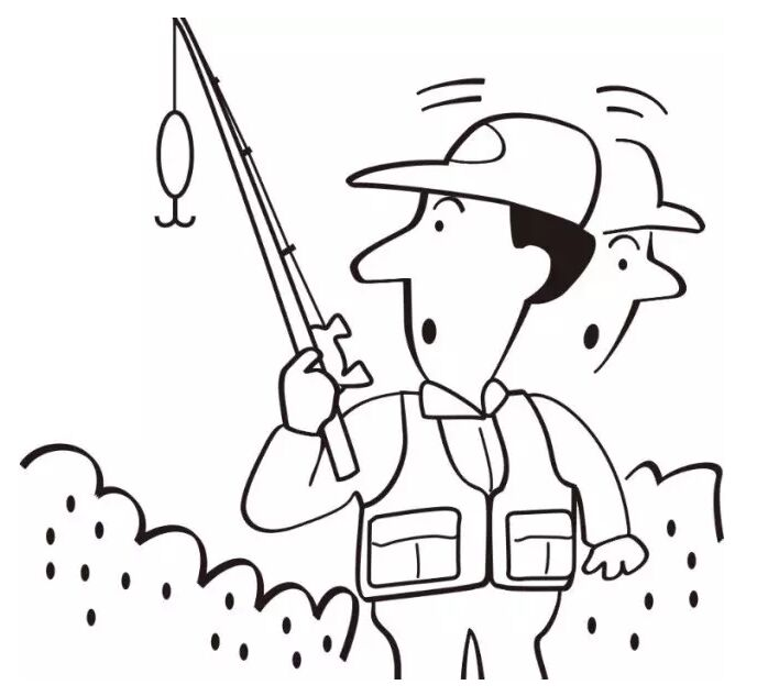 鱼竿的使用注意与安全事项